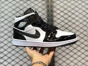 """Nike Air Jordan 1 mid """"All Star Weekend"""" GS size 4.5Y"""