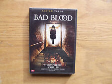 Bad Blood (DVD, 2007) Adriano Luz, Manuela Couto - New