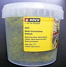 (13,99€/100g) NOCH 07077 Master Grasmischung Kuhweide, 2,5-6 mm, 100 g Dose
