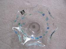 KILKENNY IRELAND HANDMADE GLASS MOSAIC DECORATIVE BOWL NEW STUNNING IRISH ART