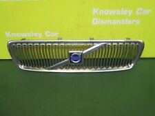 VOLVO V70 S MK2 2000-2007 FRONT CHROME GRILL WITH BADGE 8693551