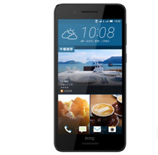 HTC 728 Dual Sim 4G 5.5'' Android 16GB GPS Wifi Smartphone In Black