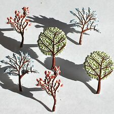 TREE  BRADS ** 8 PCS ** 3 COLORS ** SEE MY STORE   2 DESIGNS