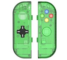 Nintendo Switch Controller Joy-Con Housing Shell Case Replacement D-PAD Green