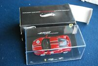 MATX5504 Hot Wheels Elite Ferrari 458 Challenge No5 Diecast Model Car Red 1:43