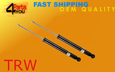 2x TRW REAR  Shock Absorbers DAMPERS OPEL VAUXHALL INSIGNIA A MKI OEM QUALITY