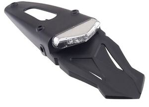 LED Rear Tail Light Enduro or SM fits Derbi 50 Senda R X-treme 09-10