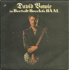 """DAVID BOWIE in BERHOLT BRECHT'S BAAL rare gatefold 7"""" single vinyl GATEFOLD p/s"""