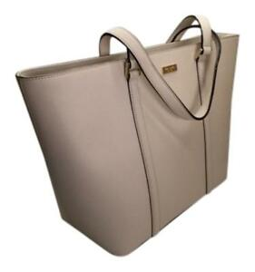 Kate Spade Newbury Lane Dally Extra Large Leather Tote In Pebble NWT