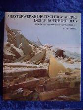 """""""Meisterwerke deutscher Malerei des 19. Jahrhunderts"""" von Stephan Waetzoldt"""