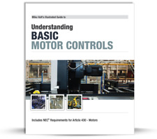 Mike Holt's Understanding Basic Motor Controls (textbook)
