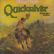 QUICKSILVER MESSENGER SERVICE - Happy Trails (reissue) - Vinyl (LP)