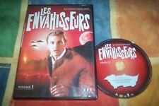 DVD LES ENVAHISSEURS volume 1 série TV 2 épisodes