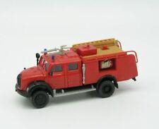 Feuerwehr-Modell: Magirus F Mercur 125 A, FLF 24 (Preiser),1:87