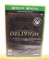 The Elder Scrolls IV: Oblivion -- Game of the Year Microsoft Xbox 360/Xbox One