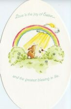 American Greetings Easter Card: May His Everlasting Love Bless Your Life