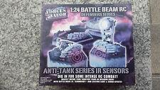 diorama 1/24 tank battle