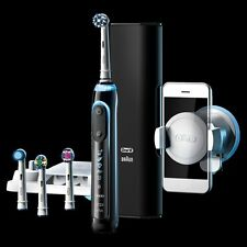 Oral-B GENIUS 9000 Black Electric Toothbrush Braun FREE SHIPPING