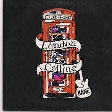 Kane-Its London Calling promo cds ingle
