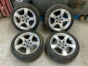 Bmw e90 e9x alloy wheels with tyres 17x8J 225/45/17 2005-2013 style 339