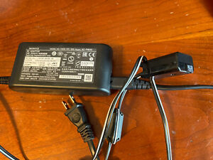 Original OEM Sony AC-PW20 ACPW20 Power Adapter