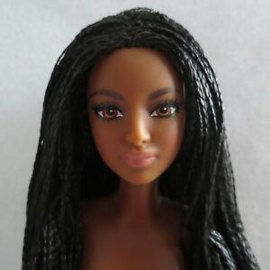 NEW! 2021 Barbie Signature @BarbieStyle Made To Move Doll Articulated AA ~ NUDE