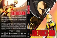 ANIME DVD~ENGLISH DUBBED~One Punch Man Season 1+2(1-24End)FREE SHIPPING+GIFT