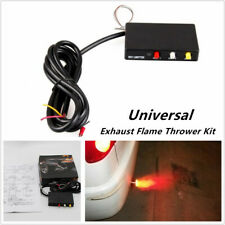 Car Trucks SUV Aircraft Exhaust Flame Thrower Kit Fire Burner Afterburner Wire