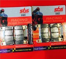 Plaquettes de frein SBS pour motocyclette Suzuki