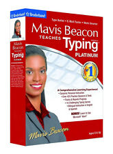 Mavis Beacon Teaches Typing Platinum 20 - Download Version