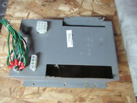 MIDWAY AC IN POWER ASSEMBLY WITH FUSE   ARCADE GAME PART z cB2