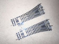 R612 / R613 Nickel Silver Left & Right Hand Points for Hornby OO Gauge Sets