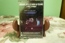 Crosby Stills Nash & Young 4 Way Street - Tape in MINT Condition!!