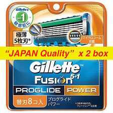 "Gillette ProGlide Power Razor Cartridge 16 count from ""JAPAN Quality"", Tracking"