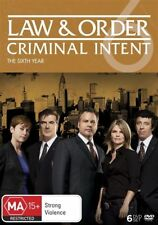 Law And Order - Criminal Intent : Season 6