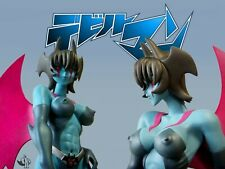 Devilman デビルマン Miki Makimura 牧村ミキ Limted Edition - resin kit 1/5 by SRM !