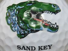 (1) SAND KEY FLORIDA LOGO GOLF BALL