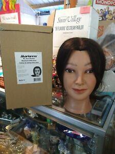 Marianna Mannequin Head - NEW open box -  Ms. Anna
