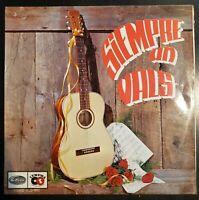 """VARIOS: """"Siempre Un Vals"""" Vinyl Record LP.. Los Kipus, Morochucos, Ases del Peru"""