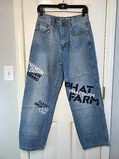 Phat Farm Boys Jeans/ Size 16