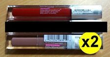 "2x Maybelline Color Sensational High Shine Lip Gloss ""as per photo"" #cc3"