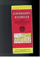 Generalkarte  - Österreich