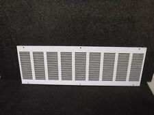 """New Stainless Steel Vent Cover, 36"""" x 11-1/2"""" x 1/2"""",(MG)"""