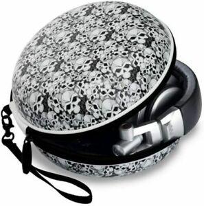 Slappa HardBody PRO Headphone Case Skullz