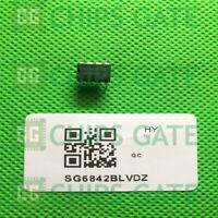 3PCS SG6842BLVDZ Encapsulation:DIP-8,HIGH INTEGRATED PWM CONTROLLER