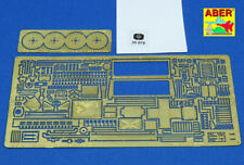 PHOTO-ETCHED UPGRADE SET FOR KUBELWAGEN TYPE 82 (TAMIYA, DRAGON)#35079 1/35 ABER