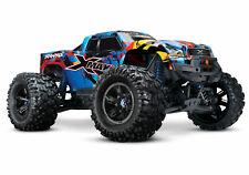 Traxxas X-Maxx 8S RTR Brushless Big Monster Truck TSM Rock'nRoll Design 77086-4
