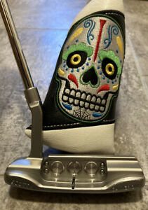 """Scotty Cameron and Crown Newport Putter RH - 33"""" New Grip and Custom HC"""