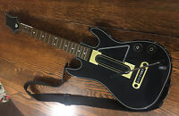 Guitar Hero Live Wireless Controller Xbox One PS3 PS4 Wii U 0000654 NO DONGLE