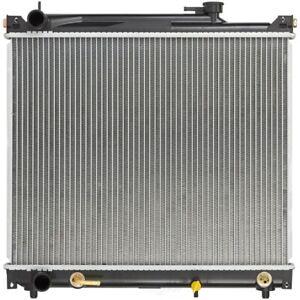 Silla 7461P Copper/Brass Core Radiator